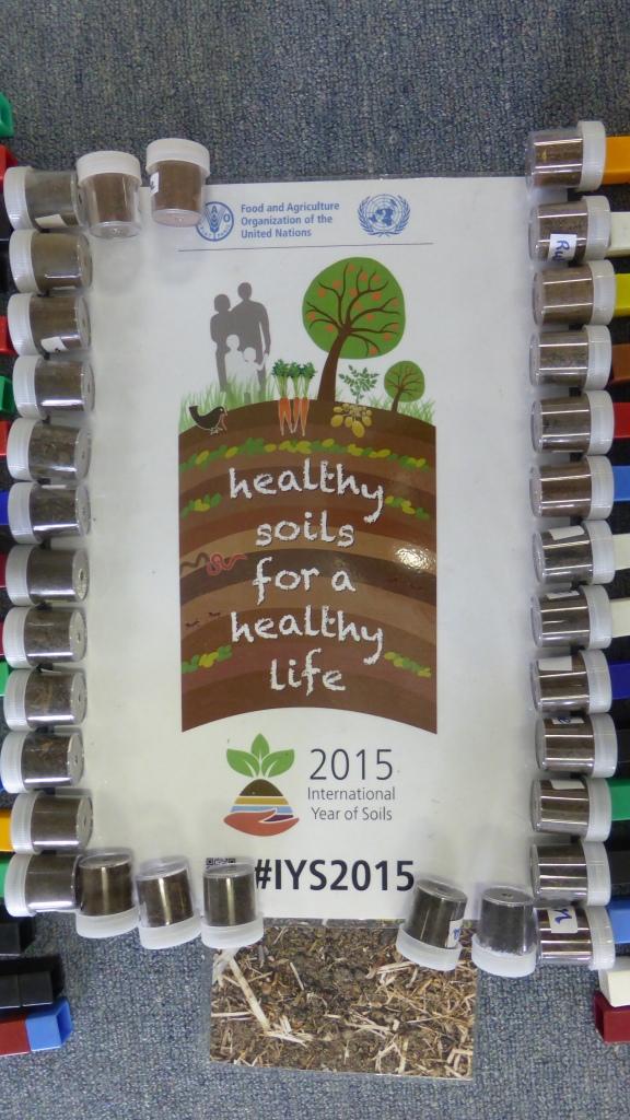 Soil education program developed in the wimmera with for Soil 4 teachers
